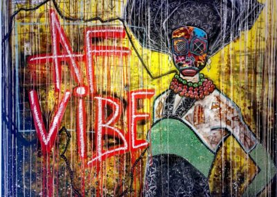 AFRICAN VIBE | June 17 – July 30, 2020